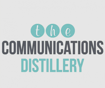 The Communications Distillery logo